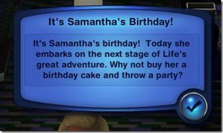 Three little birthday